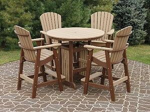 Poly Outdoor Furniture